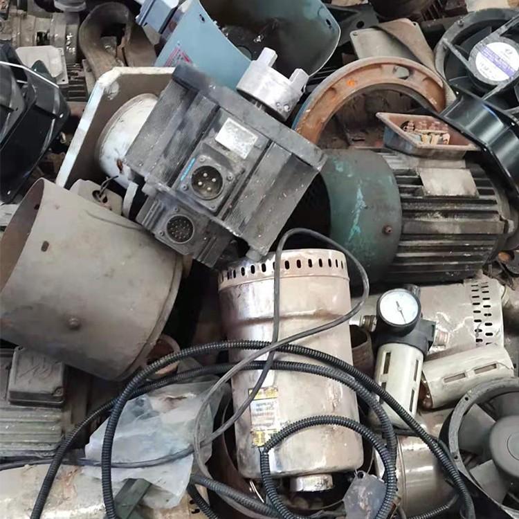 废旧电机回收 福建大量回收废旧电机设备 电机回收服务公司