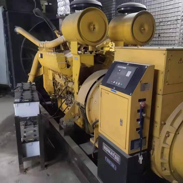 泉州发电机回收 大量发电机组 发电机回收服务公司